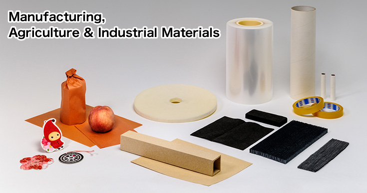 Manufacturing, Agriculture & Industrial Materials